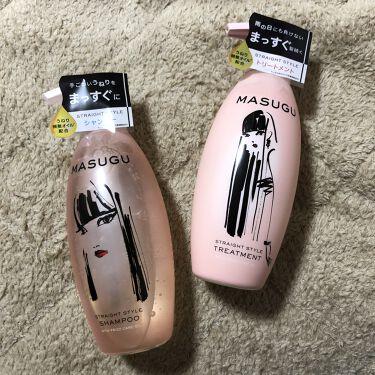 MASUGU シャンプー/トリートメント/MASUGU/シャンプー・コンディショナーを使ったクチコミ(1枚目)