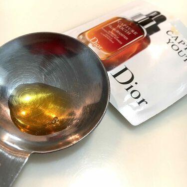 カプチュール ユース/Dior/その他スキンケアを使ったクチコミ(2枚目)