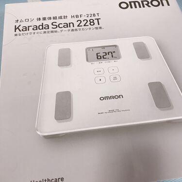 体重体組成計/オムロン/ボディ・バスグッズを使ったクチコミ(1枚目)