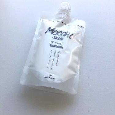 モッチスキン吸着もちパック/モッチスキン/洗い流すパック・マスクを使ったクチコミ(1枚目)