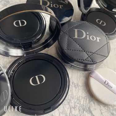 ディオールスキン フォーエヴァー クッション/Dior/クッションファンデーションを使ったクチコミ(7枚目)