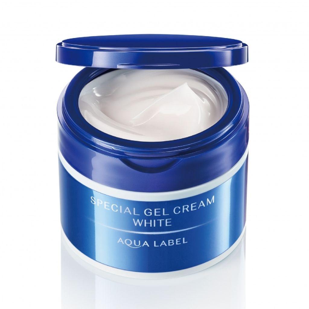 スペシャルジェルクリームA (ホワイト) アクアレーベル
