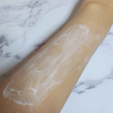 SuRuRu 薬用除毛クリーム/SuRuRu/脱毛・除毛を使ったクチコミ(3枚目)