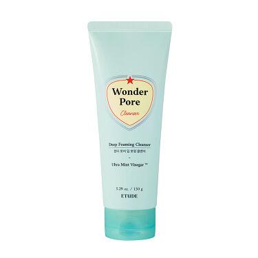2020/8/4発売 ETUDE ワンダーPディープ洗顔フォーム