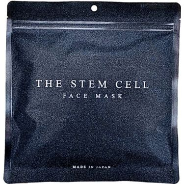 THE STEM CELL  FACEMASK/THE STEM CELL/シートマスク・パックを使ったクチコミ(1枚目)