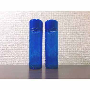 ホワイトアップ ローション(II)/アクアレーベル/化粧水を使ったクチコミ(1枚目)