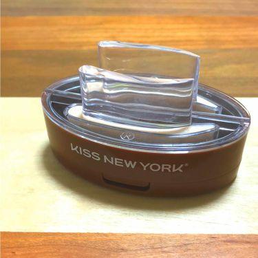 アイブロウスタンプ/KISS NEW YORK/その他アイブロウを使ったクチコミ(1枚目)