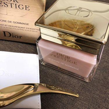 プレステージ ル ゴマージュ/Dior/ゴマージュ・ピーリングを使ったクチコミ(2枚目)