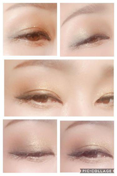 パーフェクトフィルター シャドウ パレット/NYX Professional Makeup/パウダーアイシャドウを使ったクチコミ(4枚目)