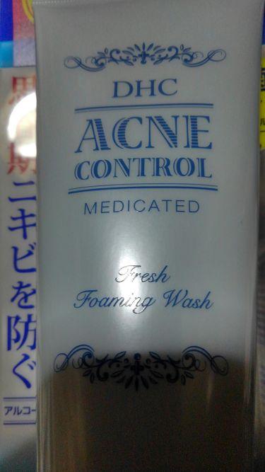 薬用アクネコントロール フレッシュ ローション/DHC/化粧水を使ったクチコミ(1枚目)
