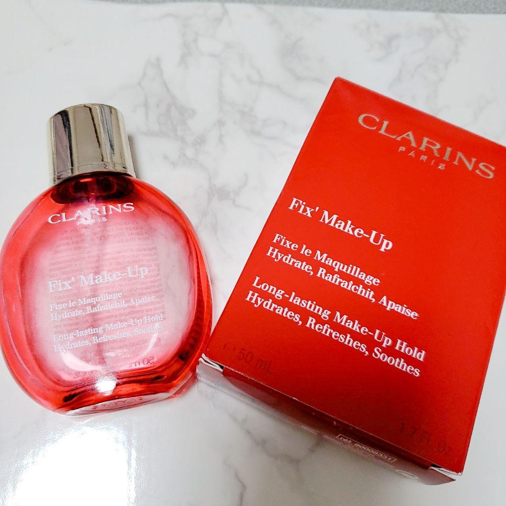 フィックス メイクアップ/クラランス/ミスト状化粧水を使ったクチコミ(1