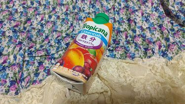 tropicana/ダイエットドリンク/ドリンクを使ったクチコミ(1枚目)