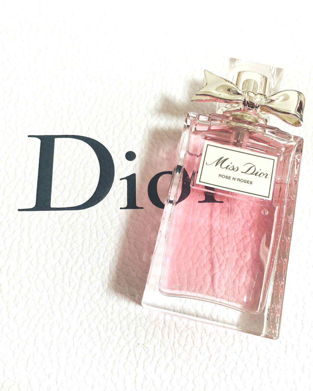 香水 ディオール