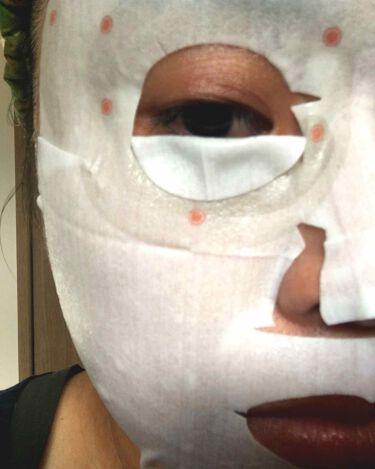 SAISEIシートマスク/UZU BY FLOWFUSHI/シートマスク・パックを使ったクチコミ(2枚目)