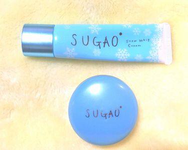 シフォン感パウダー/SUGAO/ルースパウダーを使ったクチコミ(1枚目)