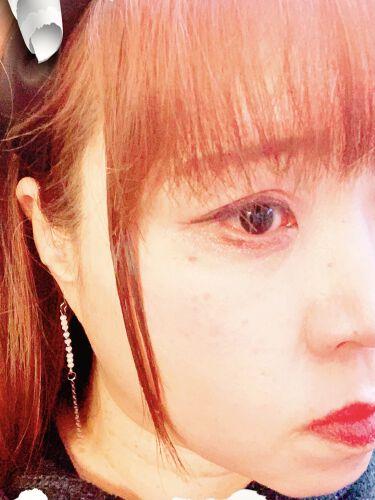 ルージュ ヴォリュプテ シャイン/YVES SAINT LAURENT BEAUTE/口紅を使ったクチコミ(9枚目)