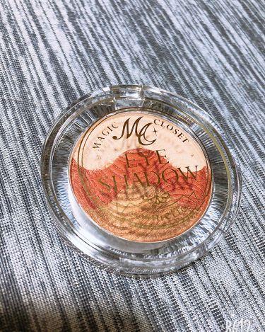 MC3色アイシャドウ2/3COINS/パウダーアイシャドウを使ったクチコミ(1枚目)