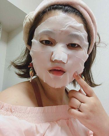 美肌職人 はとむぎマスク/クリアターン/シートマスク・パックを使ったクチコミ(3枚目)