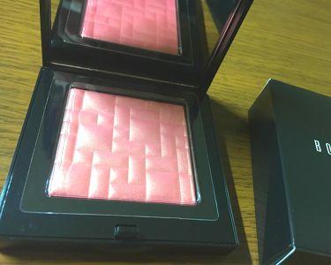 ハイライティング パウダー # Bronze Glow/BOBBI  BROWN/プレストパウダーを使ったクチコミ(2枚目)