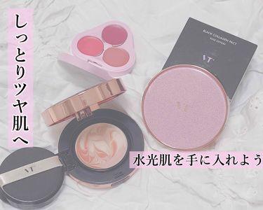 VT コラーゲンパクト/VT Cosmetics/その他ファンデーションを使ったクチコミ(1枚目)