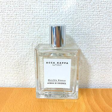 ホワイトモス オーデコロン/ACCA KAPPA(アッカカッパ)/香水(メンズ)を使ったクチコミ(1枚目)