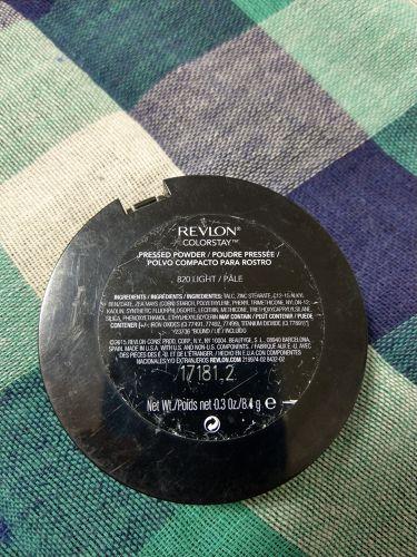 カラーステイ プレスト パウダー N/REVLON/プレストパウダーを使ったクチコミ(3枚目)
