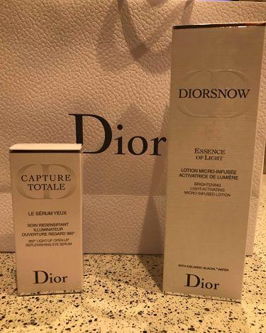 カプチュール トータル ドリームスキン アドバンスト/Dior/乳液を使ったクチコミ(3枚目)