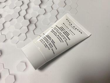 ホワイトモス ハンドクリーム/ACCA KAPPA(アッカカッパ)/ハンドクリーム・ケアを使ったクチコミ(1枚目)