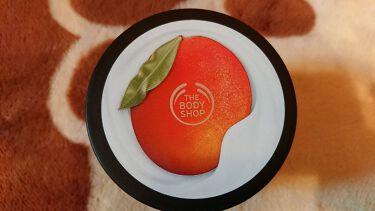 ボディヨーグルト マンゴー/THE BODY SHOP/ボディローションを使ったクチコミ(1枚目)