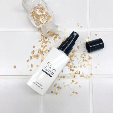 Skin mania セラミド うるおいバランスミスト/スキンマニア/ミスト状化粧水を使ったクチコミ(1枚目)