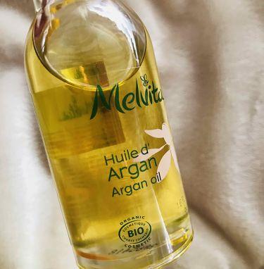 ビオオイル アルガンオイル/Melvita/フェイスオイルを使ったクチコミ(2枚目)