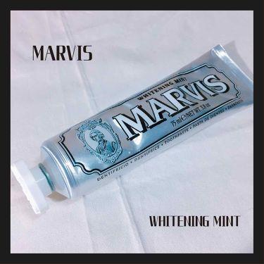 マービス/マービス/歯磨き粉を使ったクチコミ(2枚目)