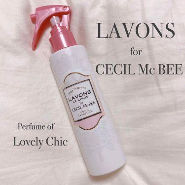 ラボン for CECIL MACBEE セシルマクビー ヘアフレグランスミスト ラブリーシック/ラボン ルランジェ/ヘアスプレー・ヘアミストを使ったクチコミ(2枚目)
