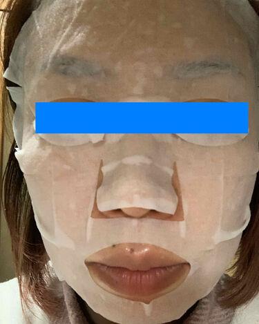 オールインワンシートマスク グランモイスト 携帯用/クオリティファースト/シートマスク・パックを使ったクチコミ(2枚目)