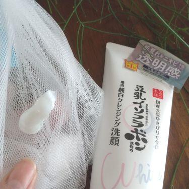 薬用クレンジング洗顔 N/なめらか本舗/洗顔フォームを使ったクチコミ(2枚目)