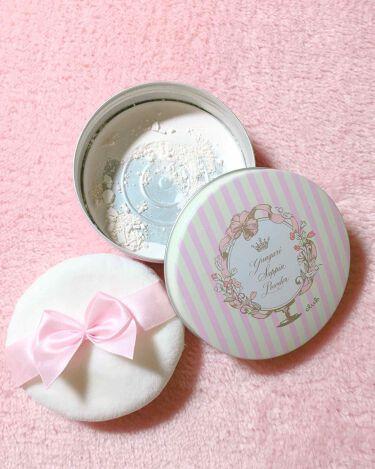 pink♡♡さんの「クラブすっぴんパウダー ホワイトフローラルブーケの香り<その他スキンケア>」を含むクチコミ