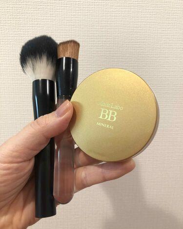 モイストラボ BBミネラルプレストパウダー/明色化粧品/プレストパウダーを使ったクチコミ(1枚目)