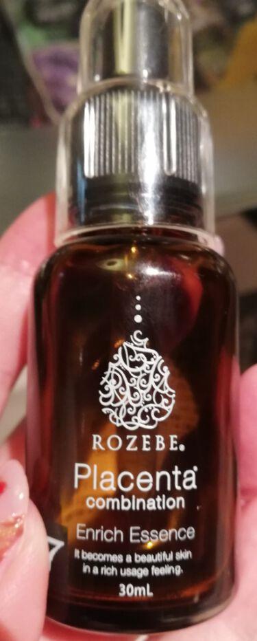 プラセンタエンリッチエッセンス/ROZEBE/美容液を使ったクチコミ(1枚目)