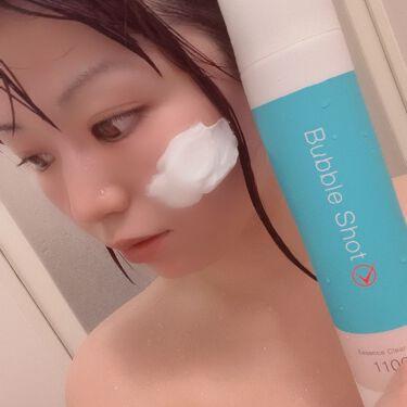 バブルショット エッセンスクリアフォーム/エクスボーテ/その他洗顔料を使ったクチコミ(6枚目)