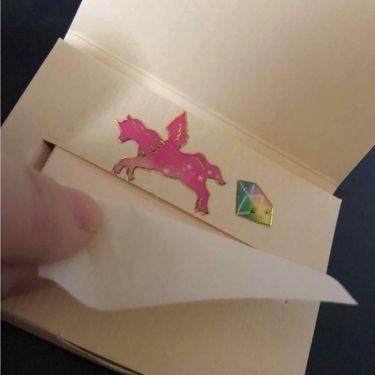 紙おしろい/無印良品/あぶらとり紙を使ったクチコミ(2枚目)