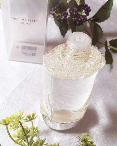 ザ・タイムR アクア/IPSA/化粧水を使ったクチコミ(3枚目)