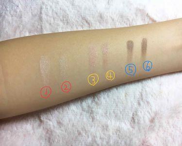 ショコラスウィート アイズ/リンメル/パウダーアイシャドウを使ったクチコミ(3枚目)