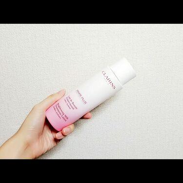 ホワイト-プラス ブライト ミルク ローション/CLARINS/化粧水を使ったクチコミ(1枚目)