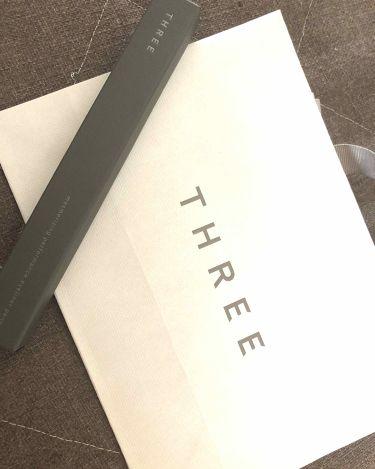 メズモライジング パフォーマンスアイライナーペンシル/THREE/ペンシルアイライナーを使ったクチコミ(1枚目)