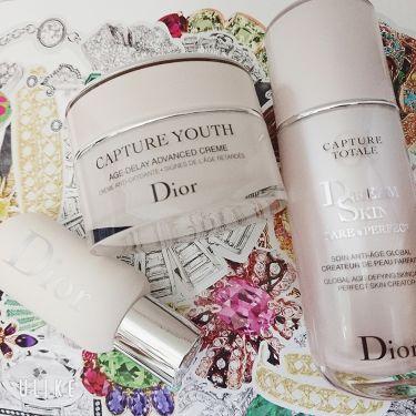 カプチュール ユース クリーム/Dior/フェイスクリームを使ったクチコミ(2枚目)