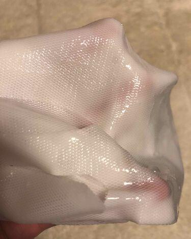 ドリームグロウマスクRR[透明感・キメ]/FEMMUE/シートマスク・パックを使ったクチコミ(3枚目)