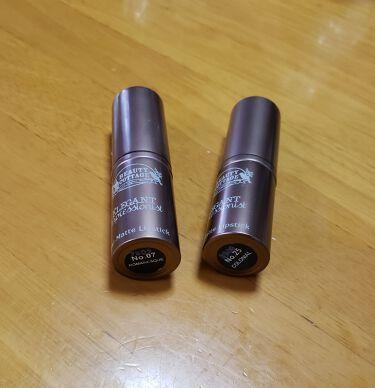 Elegant Impressionist Semi- matte Lipstick/Beauty Cottage/口紅を使ったクチコミ(1枚目)