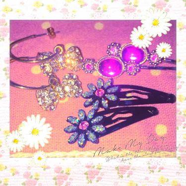 珈琲豆♡ on LIPS 「珈琲豆♡のヘアアクセサリー今日は購入品お買い物に行ってまた可愛..」(1枚目)