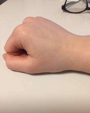 COLOR CONTROL 日焼け止めジェルL D/DAISO/化粧下地を使ったクチコミ(3枚目)