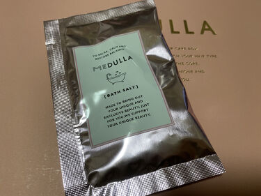 MEDULLA シャンプー/リペア/MEDULLA/シャンプー・コンディショナーを使ったクチコミ(4枚目)